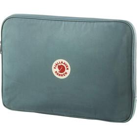 Fjällräven Kånken 15 Laptop Case frost green